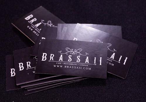Brassaii restaurant