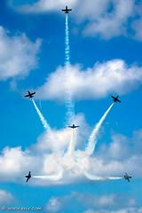 Breitling Jet Team (xnir) Tags: france photography israel telaviv team photographer dijon display aviation jet airshow albatros aero civilian aerobatic nir l39  benyosef vodochody xnir  photoxnirgmailcom