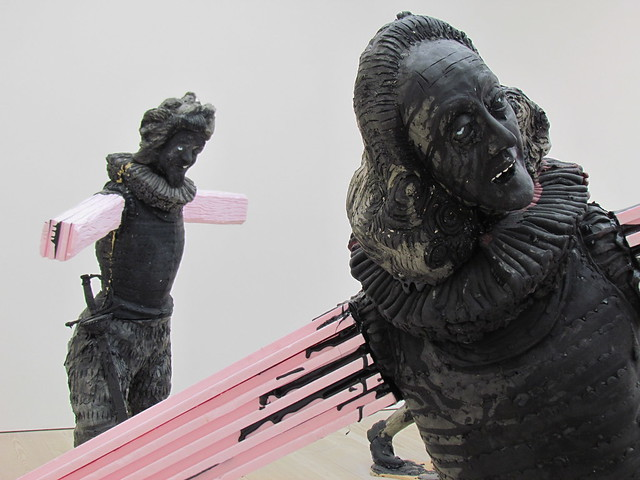 Saatchi gallery Sept 2011