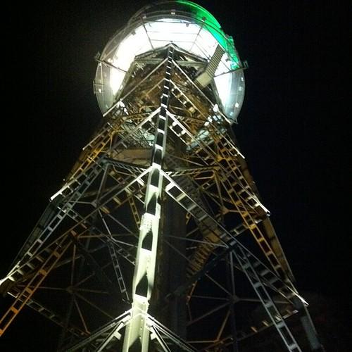 Jahrhundert water tower