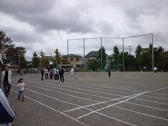 蕨市体育協会錦町支部運動会です。