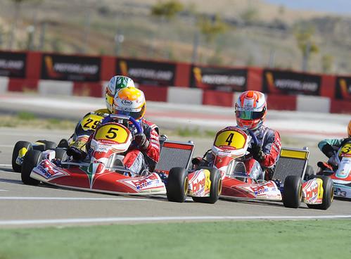 Campeonato España Karting 2011 Circuito Motorland Aragón