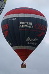 """G-OSUP """"British Airways Clubs"""""""
