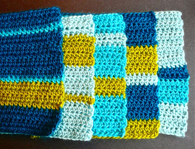 Crocheting Help : New Crochet Blanket, A New Problem. Can You Help? CraftyPod