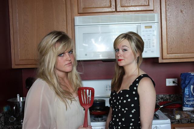 Meg & I