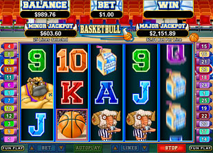 Basketbull slot game online review