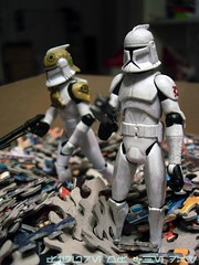 Clone Trooper (AT-TE Driver)