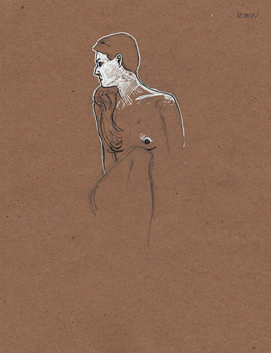 figure drawing 10.25 10 minutes