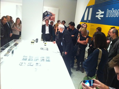Kenneth Grange talking about his work