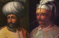 Turkish Warriors (cool-art) Tags: turkey military islam warriors wars ottoman turks islamic anatolia sunni janissary