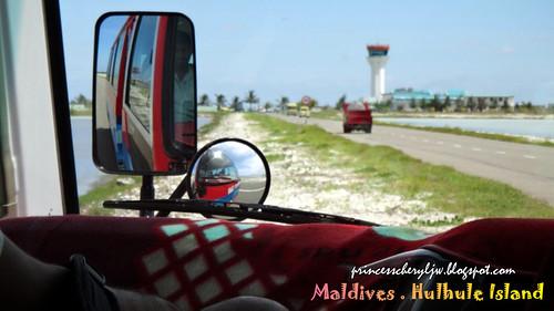 Maldives Hulhule Island airport 10