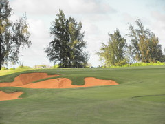 Turtle Bay Colf Course 361