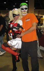Arkham City Harley Quinn and Joker