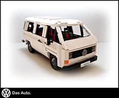 1980 VW T3 (J0n4th4n D3rk53n) Tags: lego