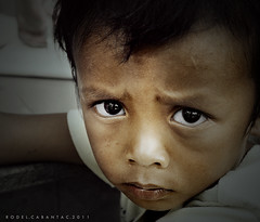 That look... (Rodel Cabantac) Tags: abandoned sadface nikond3100 rodelcabantac childrenofthephils