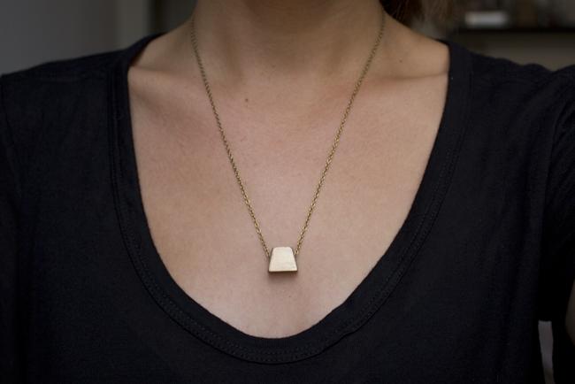 trapezoid bead