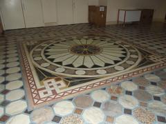 terrazzo (jasonwoodhead23) Tags: edmonton floor alberta marble terrazzo
