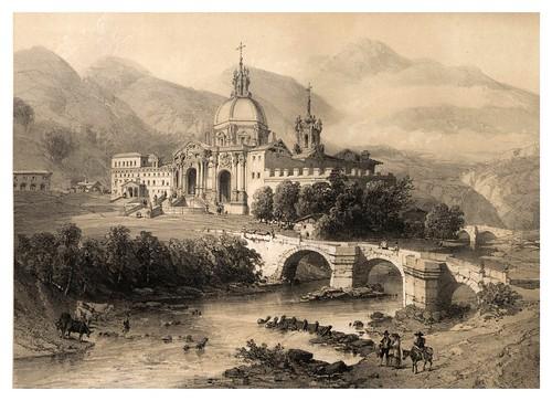 025-San Ignacio de Loyola-Guipuzcoa-España artística y monumental..Tomo III- 1842-1850-Genaro Perez de Villa-Amil