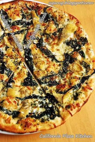 Calories In Spinach Artichoke Dip California Pizza Kitchen