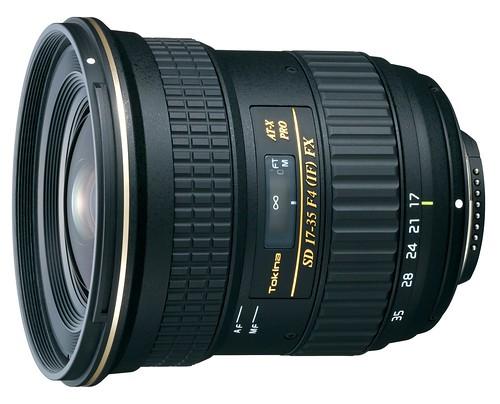 Tokina 17-35mm f/4 AT-X PRO FX