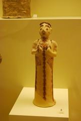 Mycenae museum (konde) Tags: museum terracotta figurine greekmythology mycenae godess archaeologicalmuseumofmycenae helladic