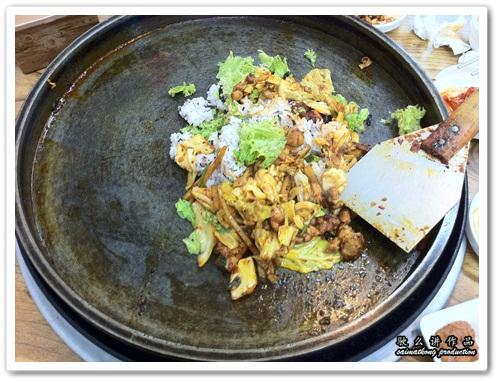 Dak-Galbi (닭갈비) @ Uncle Jang Korean Restaurant