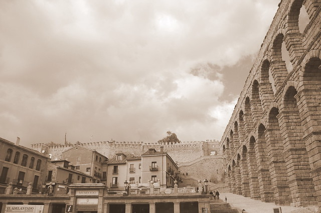 Segovia: A city with a lot of charm