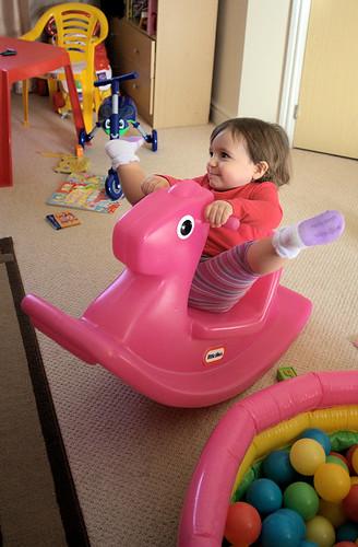 Amélie Horse Riding
