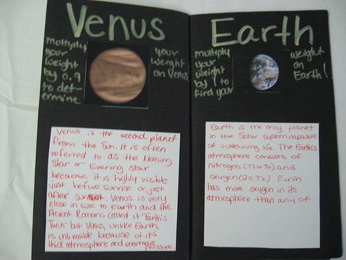 Planets Folderbook