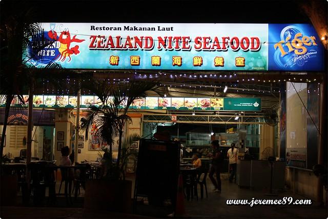 Zealand Nite @ Gurney Drive