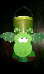 Oliver S Blog Drachen Laterne