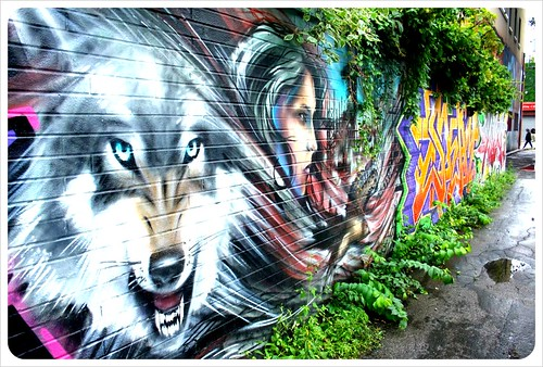toronto street art alley