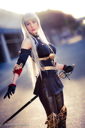 Valkyria Chronicles Selvaria Bles Cosplay