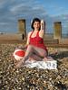 Beach Babe! Photo by Gabriel