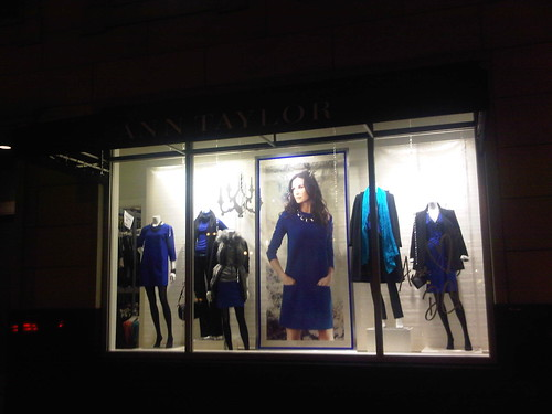 The New Ann Taylor on 13th Street