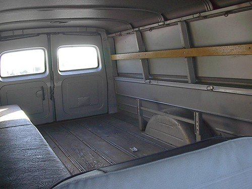 1960 Chevrolet Apache 30 Ton Truck Ambulance Panel Conversion For
