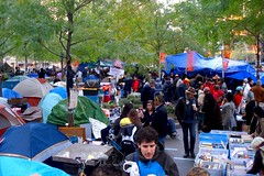 OCCUPY WALL STREET • our town • 11/5/11