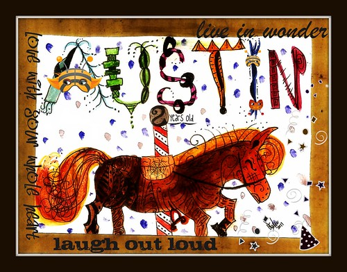 Card - Austin 2 by BeverlyDiane