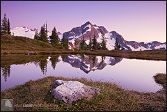 1429. (koaflashboy) Tags: reflection washington backpacking 1022 alpenglow northcascades northcascadesnationalpark whatcompass mtchallenger whatcompeak canon7d