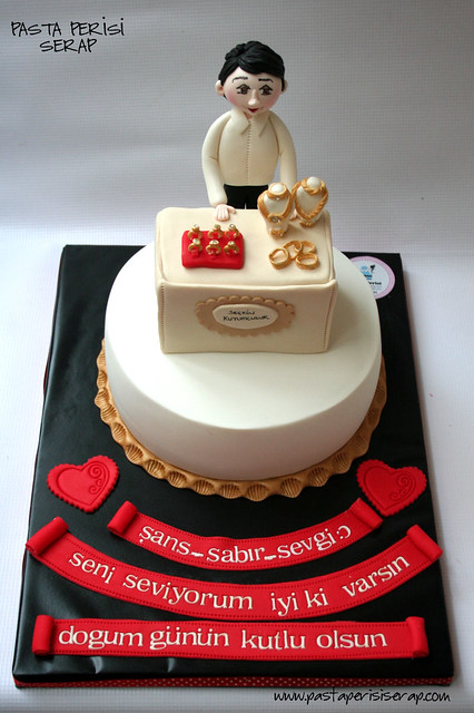 kuyumcu pastası