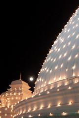 IMG_8132 (Library Images of Sri Lanka) Tags: moon photography lights asia stock srilanka ceylon southasia 2011 dagaba beautifulimages kalaniya photosofsrilanka imagesofsrilanka priyalmahendre chaiythiya kelaniyatempel
