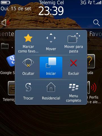 BlackBerry OS 6.0 by Rogsil