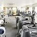 Gym at Old Government House guernsey