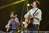 The Avett Brothers @ Orlando Calling Music Festival, Citrus Bowl, Orlando, FL - 11-12-11