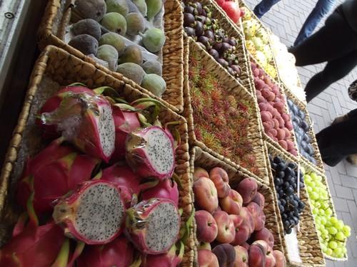amsterdam fruit market