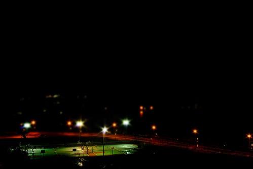 夜拍的移軸FU