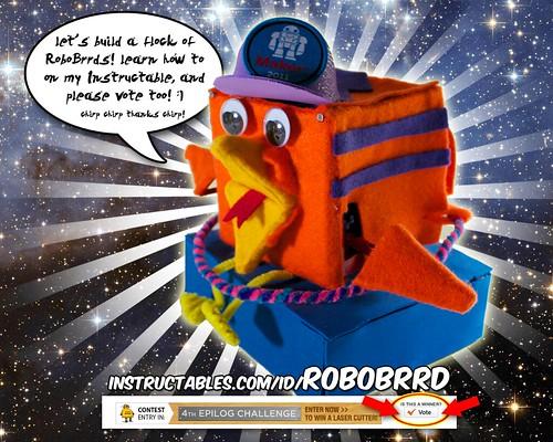 Impy RoboBrrd