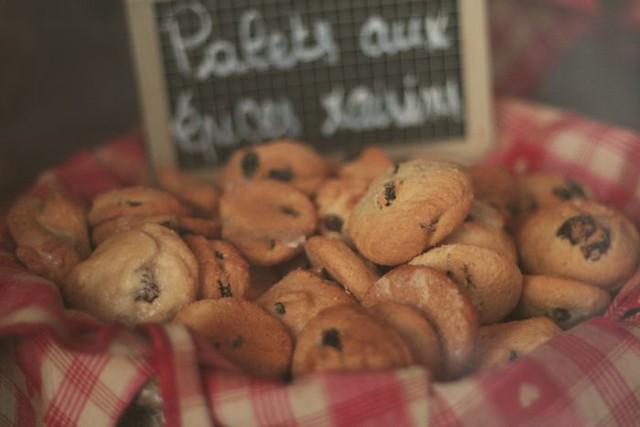 patets aus epices raisins