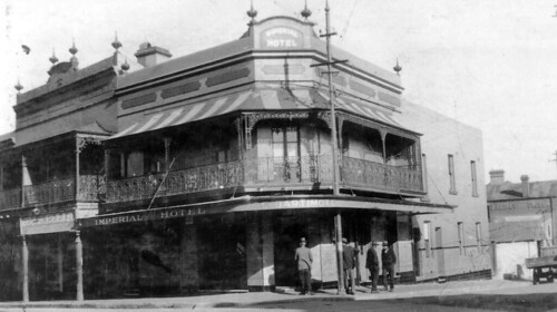 Imperial Hotel, Erskinville, Sydney, NSW.