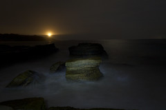 Ocean Grave (StephEvaPhoto) Tags: longexposure lightpainting fog sunrise eos ngc nsw newsouthwales centralcoast whiteout wyong soldiersbeach canoneos50d sigma1750mmf28exdcos soldiersbeachwyong